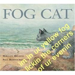 Yellow Fog Cat