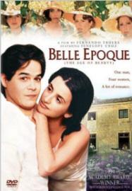 belle epoque dvd cover