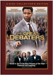 The Great Debaters 2-disc Collector's Edition DVD Cover Art