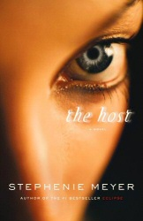 Stephanie Meyer's The Host cover art