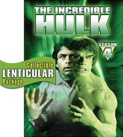 The Incredible Hulk: The Complete Fourth Season