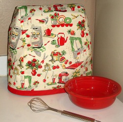 Craft Apple's KitchenAid Mixer Cover