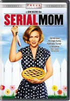 Serial Mom Collector's Edition DVD Cover Art