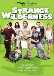 Strange Wilderness DVD Cover Art