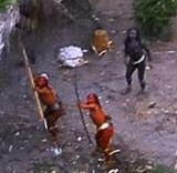 Uncontacted Amazon tribe