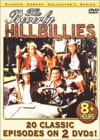 The Beverly Hillbillies: 20 Classic Episodes DVD cover art