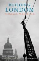 Building London Cover Art