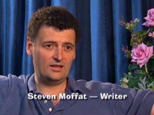Steven Moffat, writer of Coupling