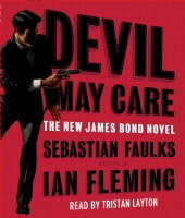 Devil May Care by Sebastian Faulks Audiobook CD Cover Art