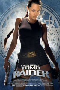 Lara Croft: Tomb Raider movie poster