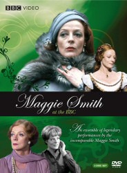 Maggie Smith at the BBC DVD Cover Art