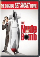 The Nude Bomb DVD cover art