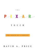 The Pixar Touch Cover Art
