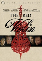 The Red Violin DVD Cover Art