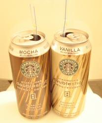 Starbucks Doubleshot Energy + Coffee, Mocha and Vanilla