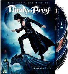 Birds of Prey DVD Cover Art