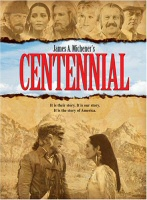 Centennial The Complete Series DVD Cover Art