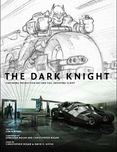 The Dark Knight book
