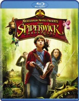 The Spiderwick Chronicles Blu-Ray cover art