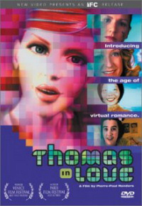 Thomas in Love DVD cover art