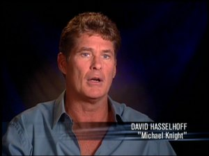 David Hasselhoff from Knight Rider: Season One