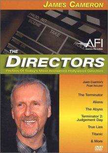 AFI The Directors: James Cameron DVD cover art