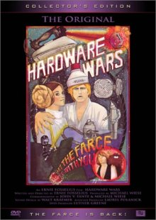 Hardware Wars DVD cover art