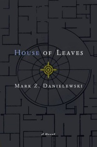 House of Leaves cover art