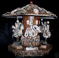 Lisa Snellings Clark: Carousel