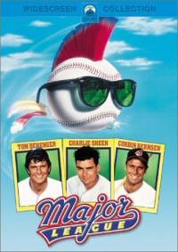 Major League DVD cover art