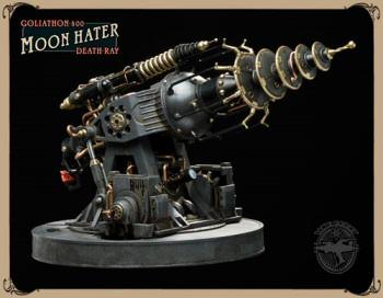 Dr. Grordbort's Goliathon 800 Moon Hater Death Ray