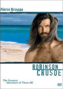 Robinson Crusoe DVD cover art