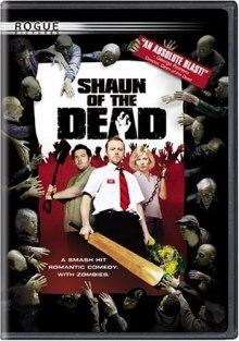 Shaun of the Dead DVD cover art