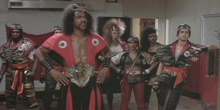 Julius Carry as Sho'Nuff from The Last Dragon