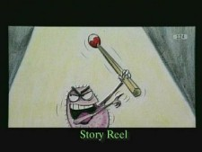 Story Reel from A Bug's Life