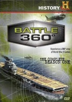 Battle 360: The Complete Season One DVD cover art