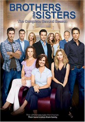 Brothers and Sisters: The Complete Second Season DVD cover art