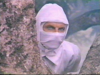 Enter the Ninja: Franco Nero is the White Ninja!