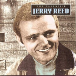 Essential Jerry Reed CD cover art