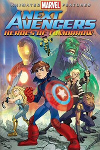 Next Avengers: Heroes of Tomorrow DVD cover art