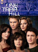 One Tree Hill: Season 5 DVD cover art