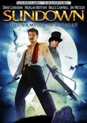 Sundown DVD cover art
