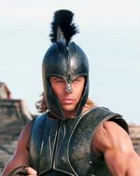 Brad Pitt from Troy