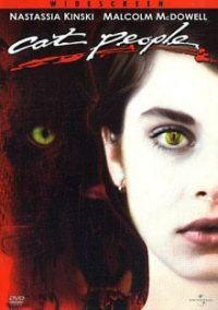 Cat People (1982) DVD cover art