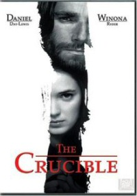 Crucible DVD cover art