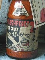 Fleshfeast 2 Hot Sauce