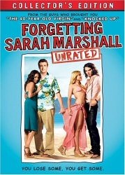 Forgetting Sarah Marshall DVD cover art