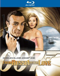 From Russia With Love Blu-Ray cover art