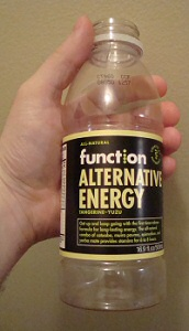 Function Alternative Energy drink