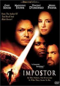 impostor dvd cover